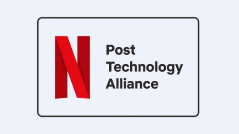 Netflix Post Alliance Logo